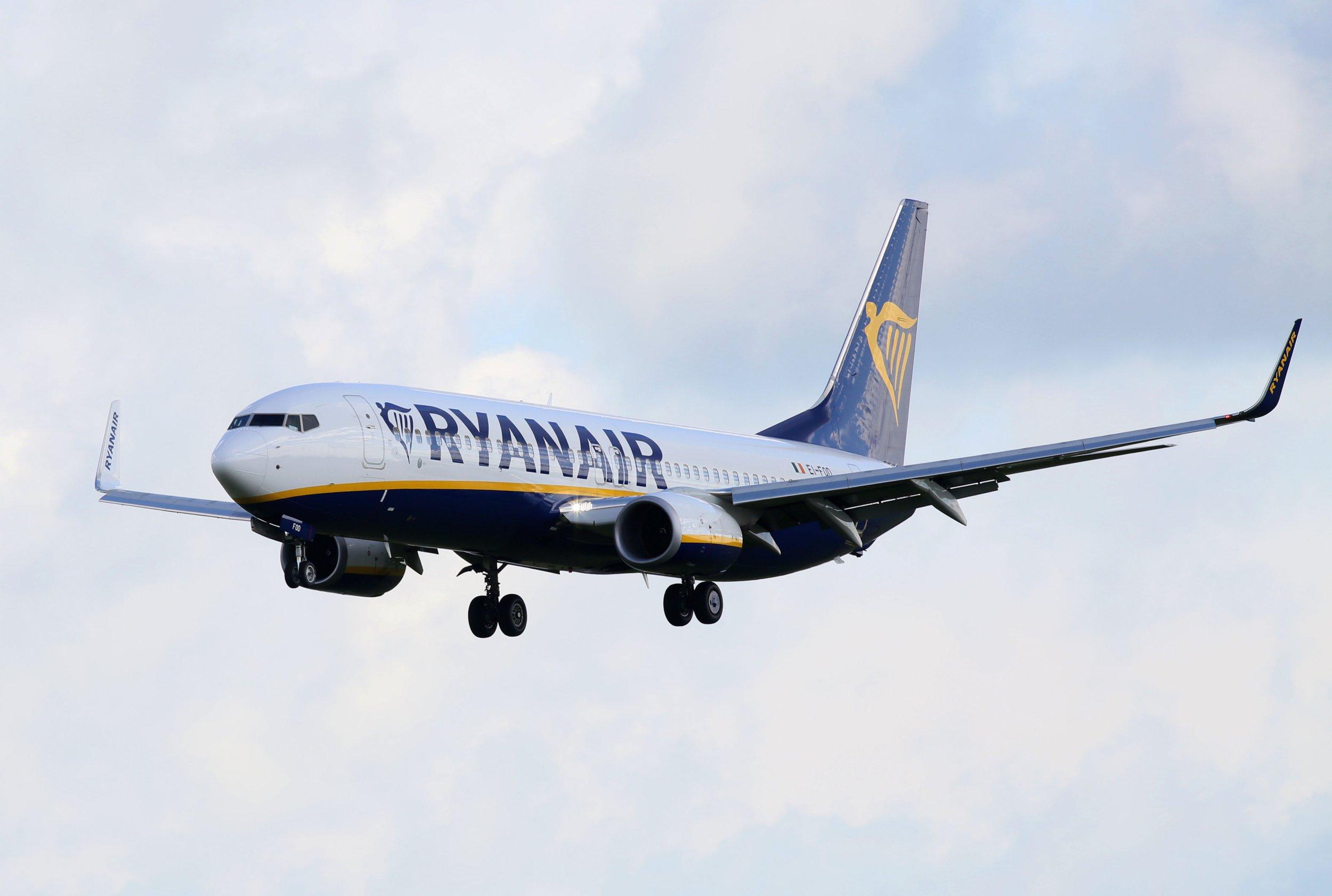 Ryanair offers summer holiday flights from £5.99