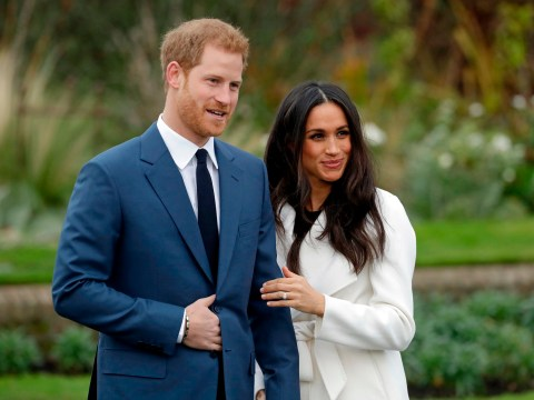 What do invited members of the public get at Harry and Meghan's wedding?