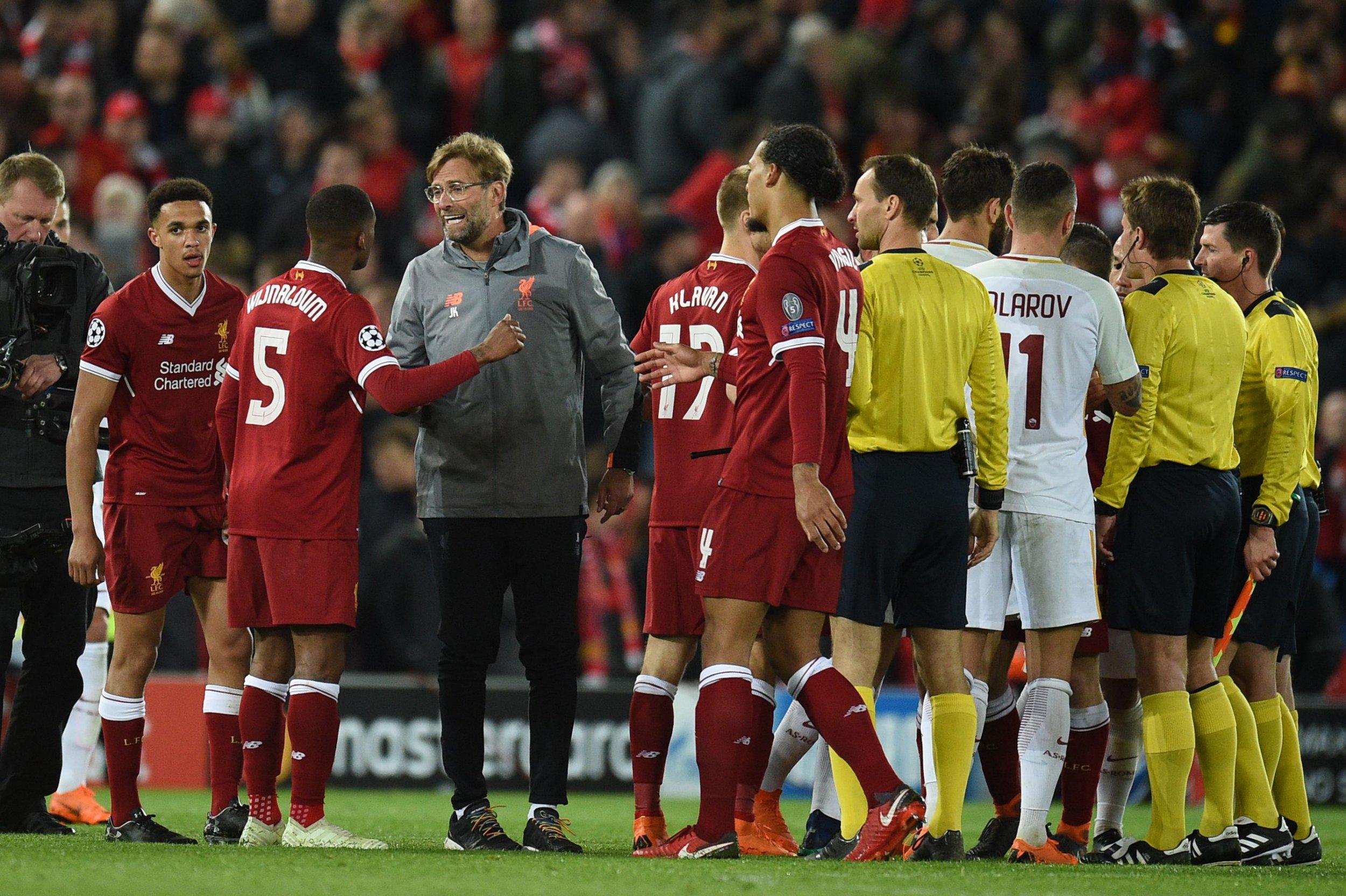 Jurgen Klopp speech saved Liverpool's Champions League campaign, says Georginio Wijnaldum