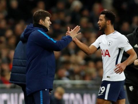 Juventus make first approach to sign Tottenham Hotspur midfielder Mousa Dembele