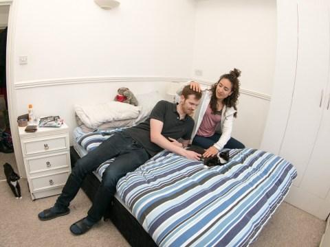 What I Rent: Miranda and George, £1,283 for a flat in Highgate