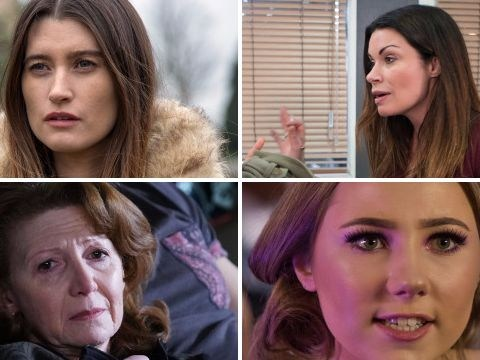 12 soap spoiler pictures: Debbie's Emmerdale secret exposed, Coronation Street exit, EastEnders knife crime mission, Hollyoaks murder plot