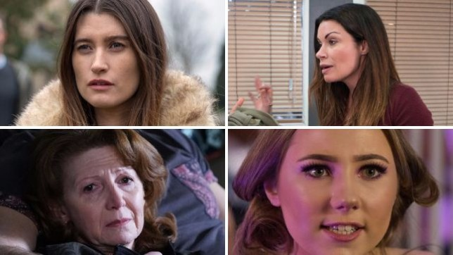 Soap spoilers for Emmerdale, Coronation Street, EastEnders and Hollyoaks with Debbie, Carla, Carmel and Peri