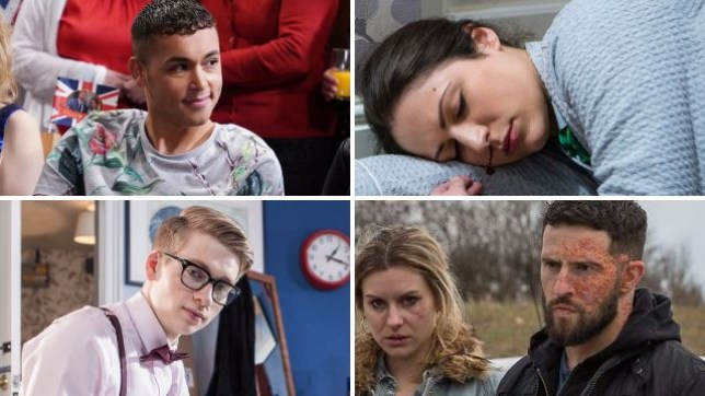 Soap spoilers for EastEnders, Coronation Street, Emmerdale, Hollyoaks