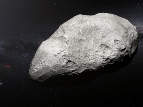 Lonely 'exiled weirdo asteroid' found on the edge of our solar system