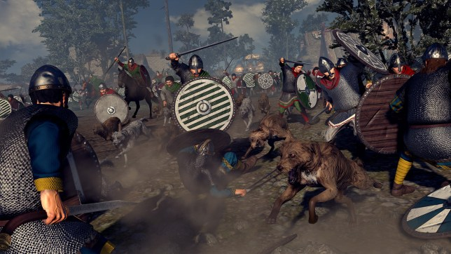 Total War Saga: Thrones Of Britannia (PC) - getting medieval