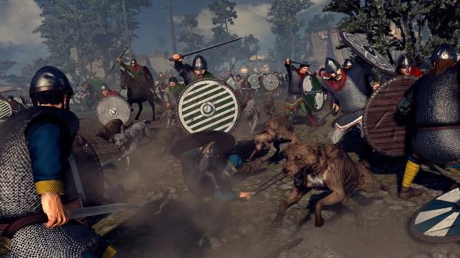 Total War Saga: Thrones Of Britannia review – battle of Britain