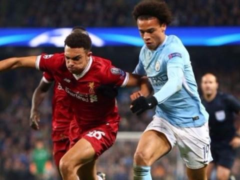 Trent Alexander-Arnold explains how he kept Leroy Sane quiet against Manchester City
