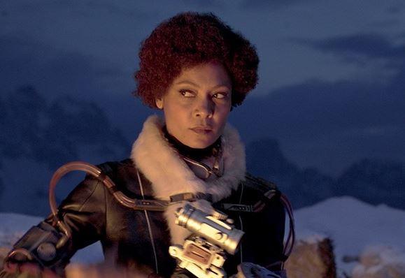 Thandie newton as val