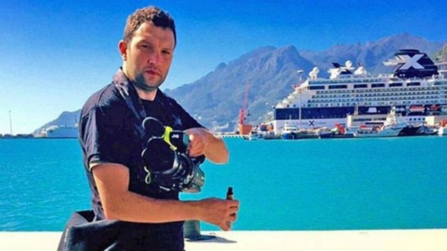 Tallmadge D'Elia killed by exploding vape pen when shards of glass