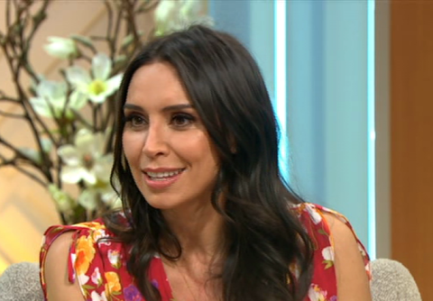 Christine Lampard 'took about six pregnancy tests' but still couldn't believe the news