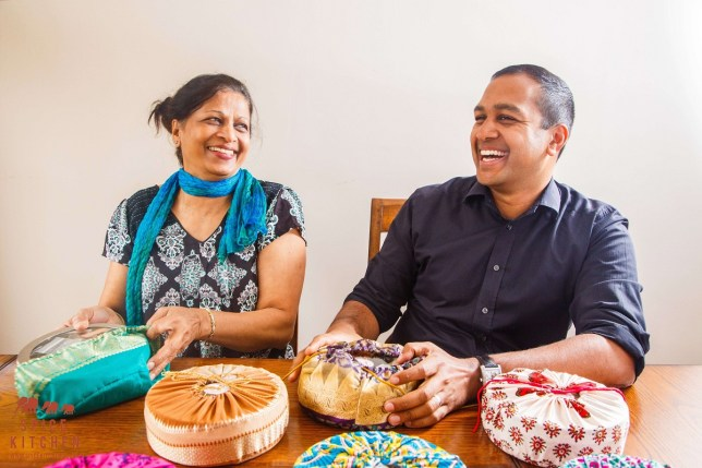 Shashi and Sanjay Aggarwal of Spice Kitchen (Picture: Spice Kitchen)