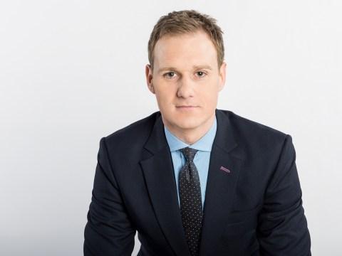 Where is Dan Walker as he misses BBC Breakfast?