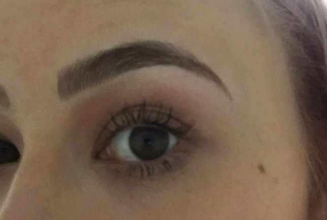 How getting microblading done completely upped my self esteem