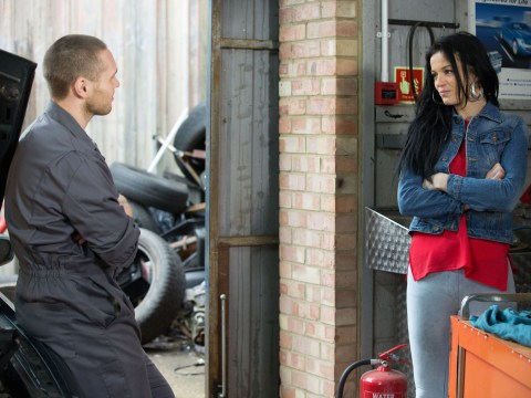 EastEnders spoilers: Romance ahead for Hayley Slater and Keanu Taylor?