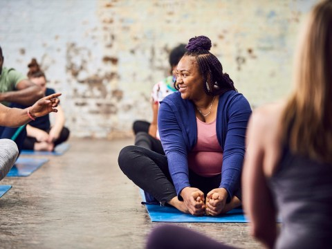 International Yoga Day: How free yoga can be a lifeline for refugees and trauma survivors