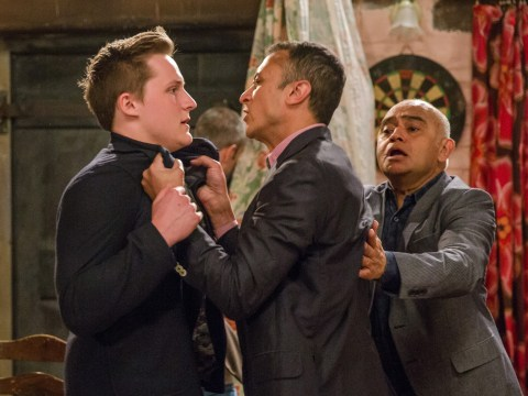 Emmerdale spoilers: Jai Sharma attacks Lachlan White over Priya but will he pay a deadly price?