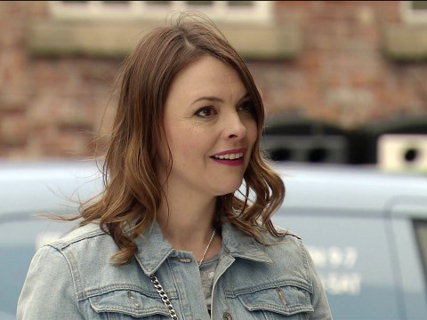 Coronation Street actress Kate Ford reveals cheeky way her 10-year-old son keeps her in check