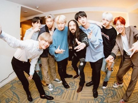 BTS call singing in English 'refreshing and fun' as they drop Steve Aoki collab Waste It On Me
