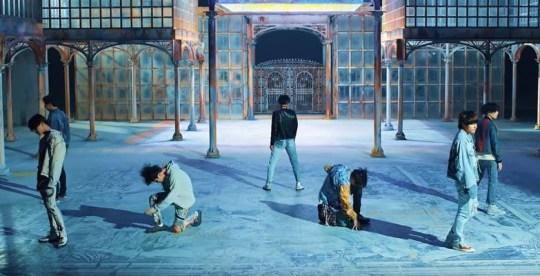 BTS Fake Love extended version