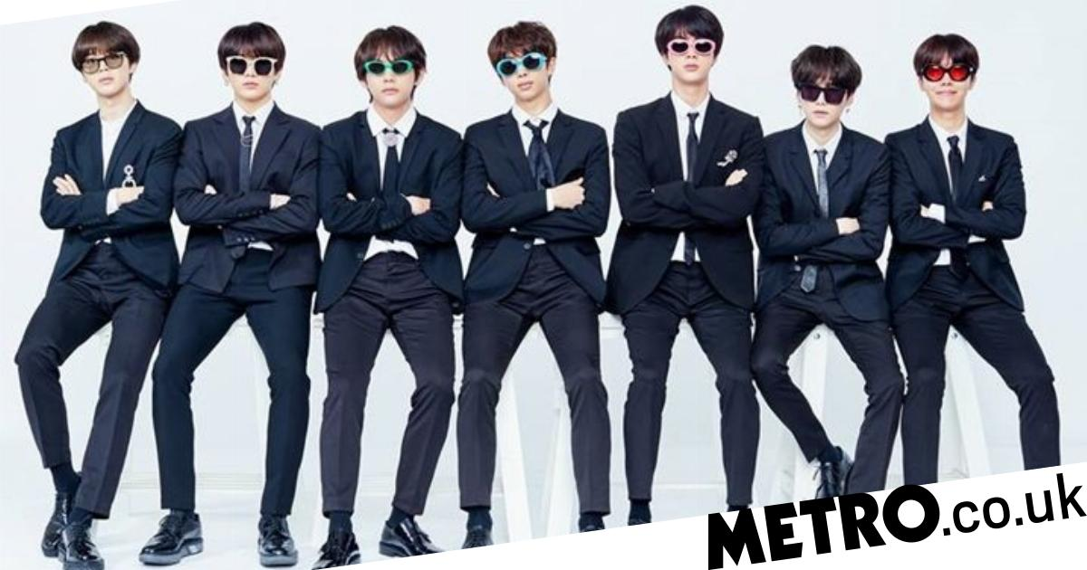 6d908eff5f5 Time picks BTS as one of the 25 Most Influential People on the Internet