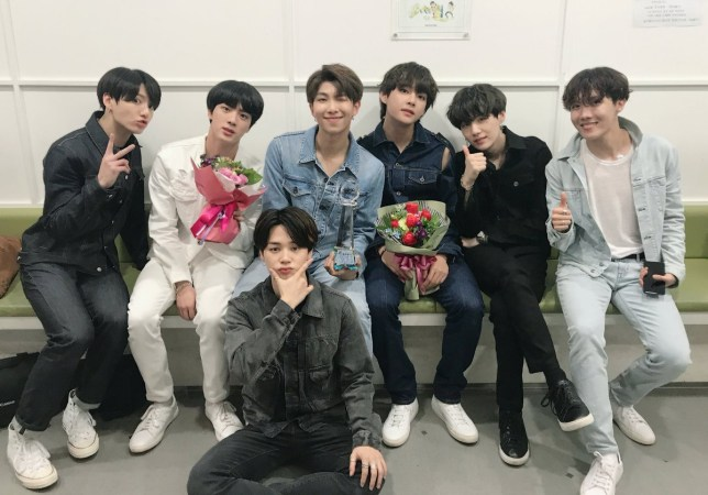 download bts fake love official music video