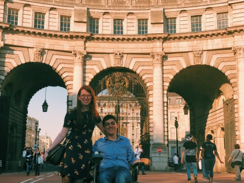 What it's like to be a carer for my fiance in our 20s