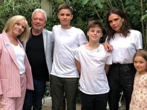 Victoria Beckham puts family first with sweet pic while husband David works away