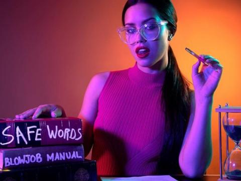 So, Pornhub is launching a futuristic, interactive art show