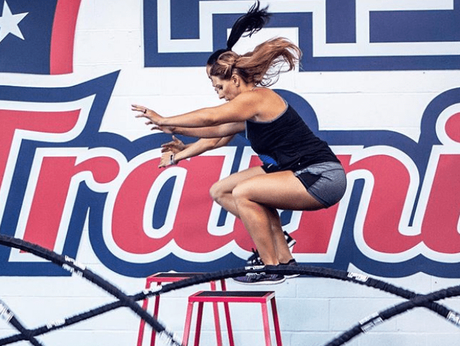 If you think you're fit, how about taking part in F45's Playoffs next month?