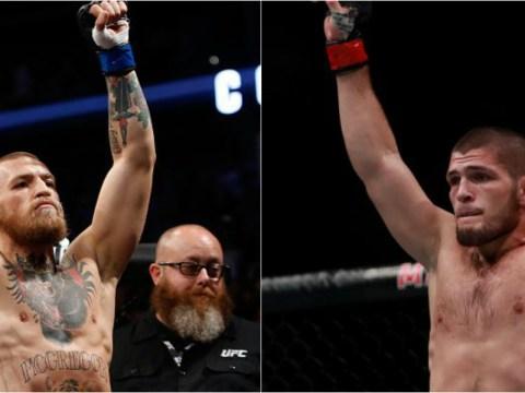 Dana White reveals Conor McGregor will fight Khabib Nurmagomedov in Las Vegas