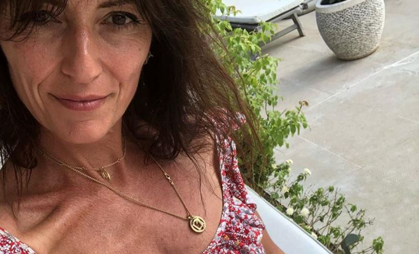 Davina McCall makes 'no apologies' for bikini selfie and can't believe she's still rocking them at 50