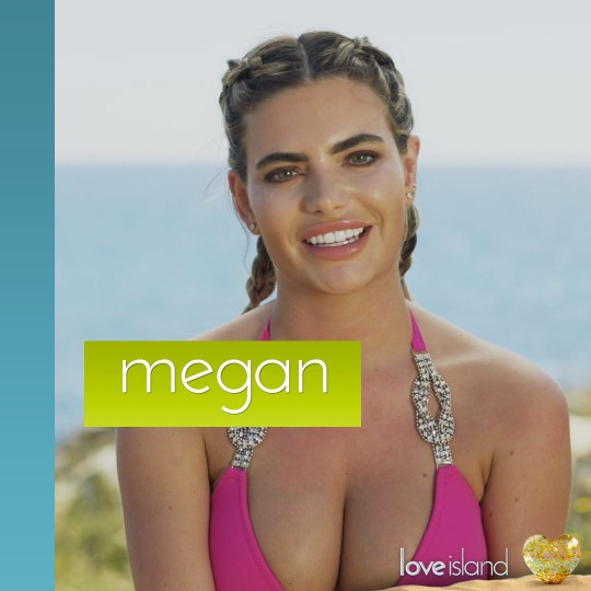 Megan Barton Hanson will ruffle feathers on Love Island (Picture: Twitter)