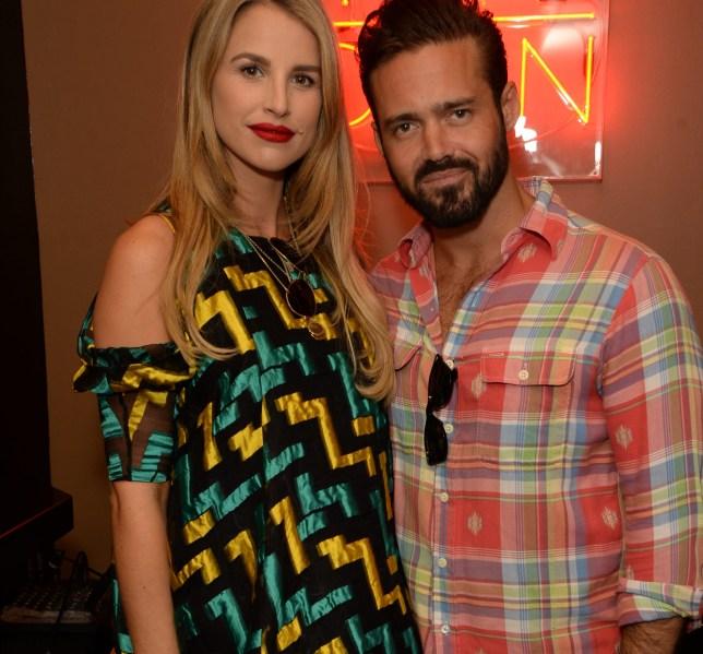 Spencer Matthews and Vogue Williams (Picture: 100 Wardour Street)