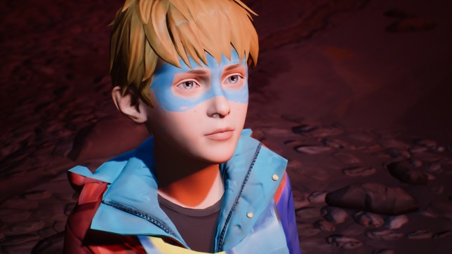 The Awesome Adventures Of Captain Spirit - will Chris get real superpowers?