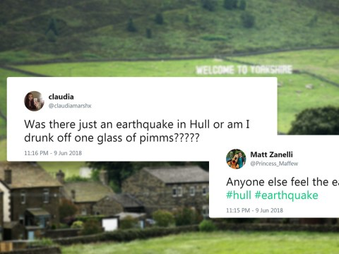 Houses shake as Yorkshire rattled by 3.9 magnitude earthquake