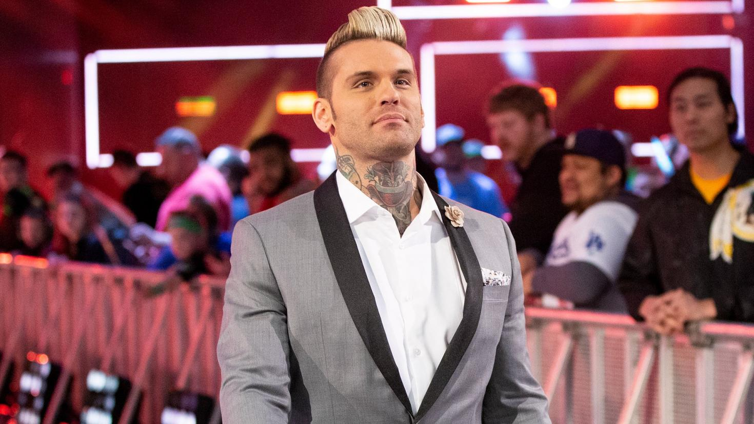 WWE commentator Corey Graves sends sassy tweets to CM Punk following UFC loss