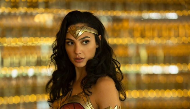 Gal Gadot is back in warrior garb in new picture from Wonder Woman 1984