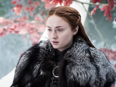 Sophie Turner reveals fake title for Game of Thrones production as filming officially wrapped up for good