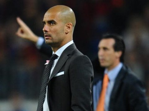 New Arsenal manager Unai Emery's record against Manchester City boss Pep Guardiola