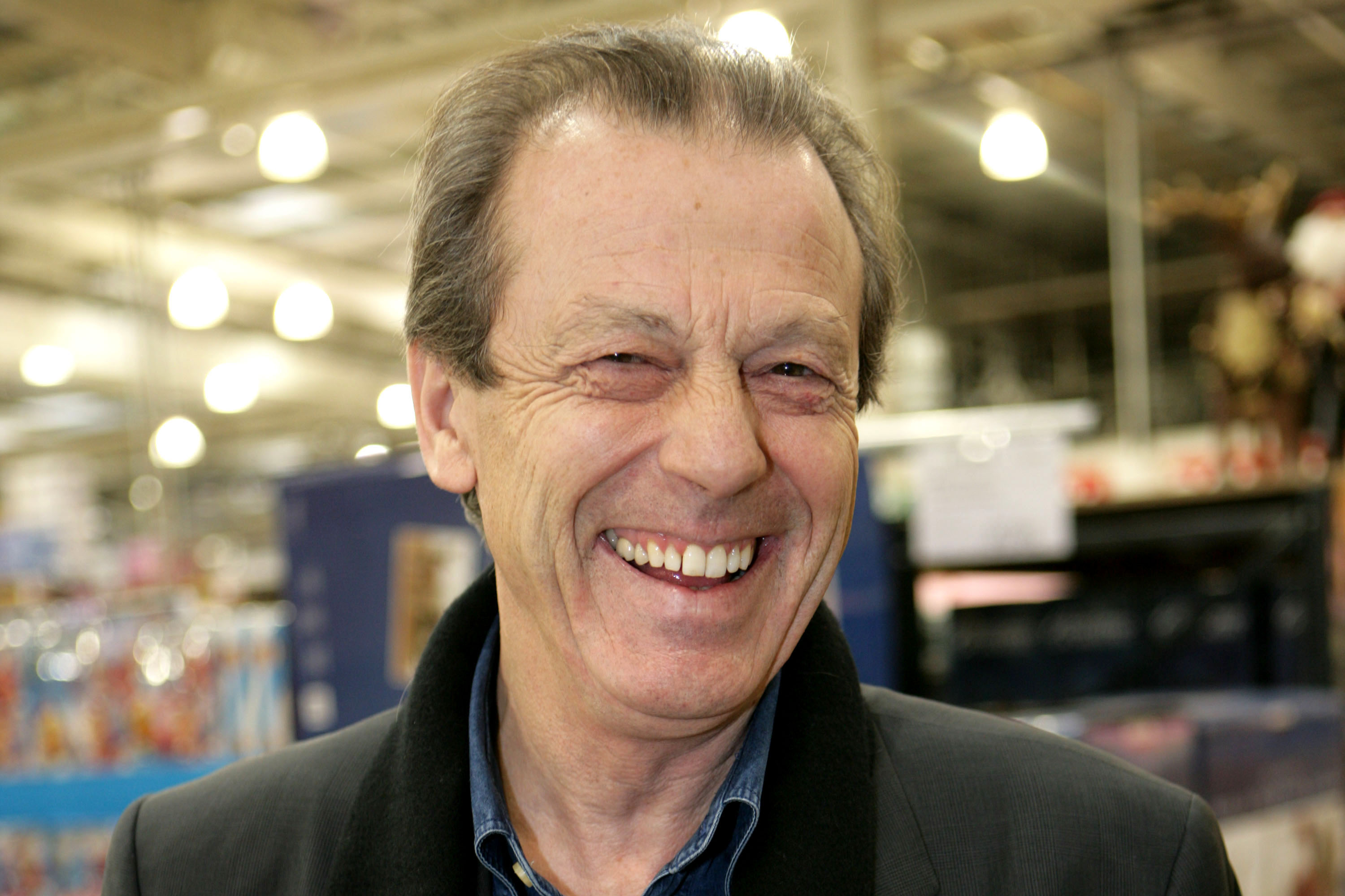 Leslie Grantham age, height, family, role as EastEnders' Dirty Den and the latest on his health
