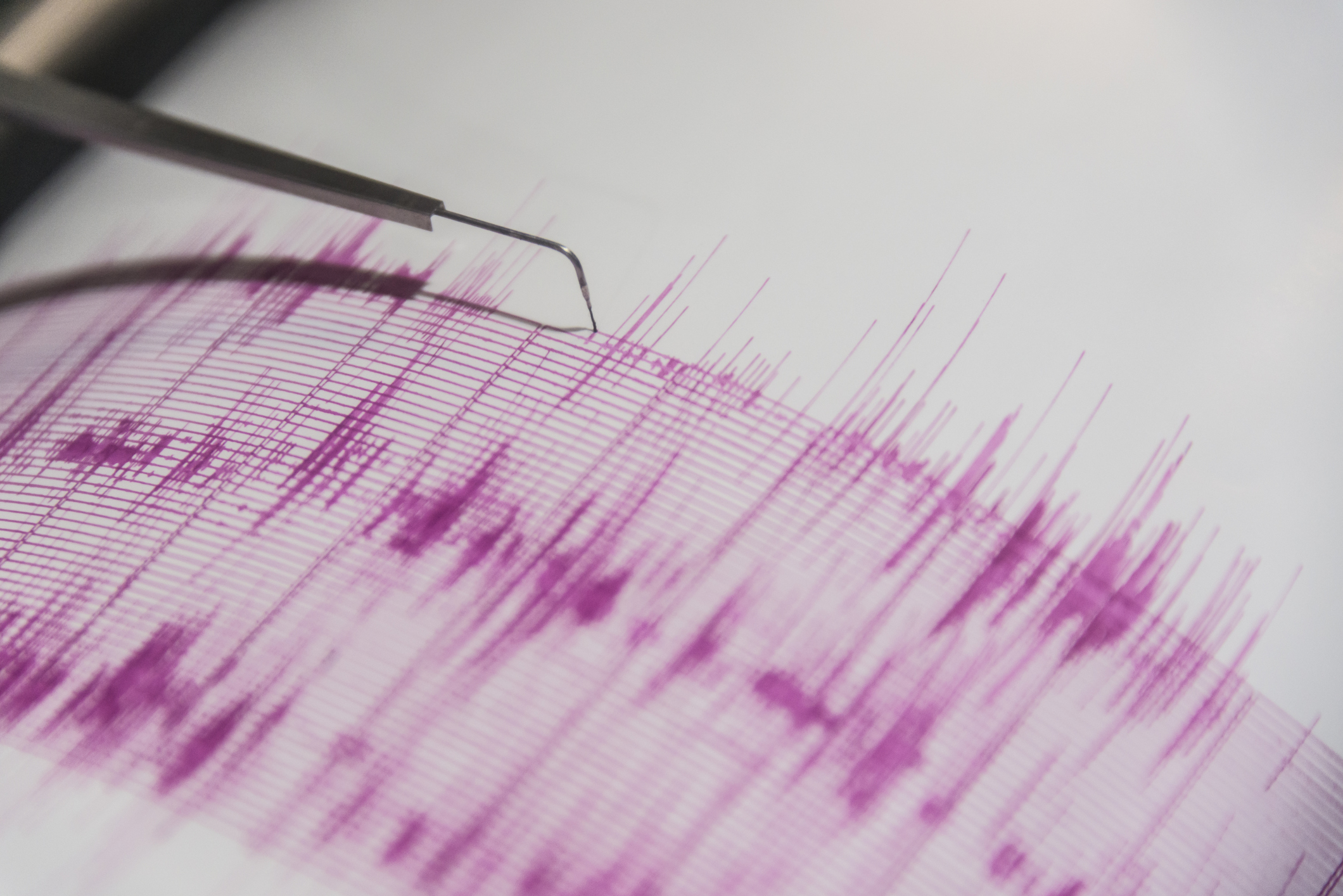 How often do earthquakes happen in the UK and why?