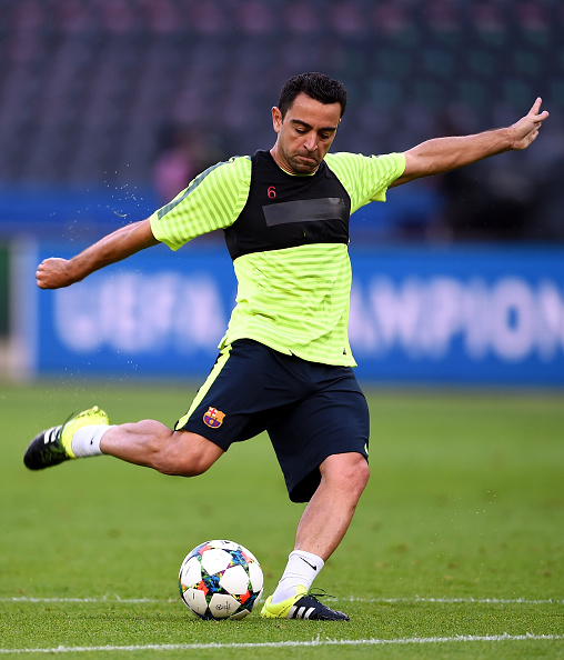 Xavi explains how Pep Guardiola will have helped England's World Cup preparations
