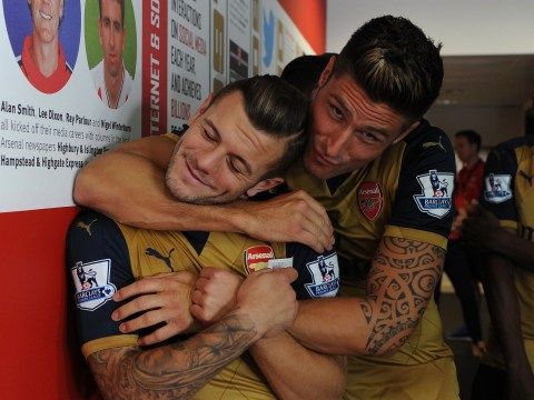 Olivier Giroud fires warning to Unai Emery over Jack Wilshere's Arsenal departure