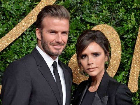 Victoria Beckham reveals she's 'so proud' of David as they're seen together for first time since 'bizarre' split rumours
