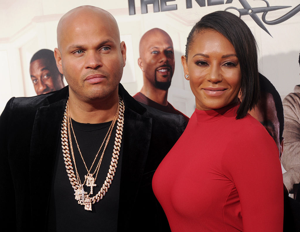 Mel B granted restraining order against Stephen Belafonte after 'being hospitalised for panic attack'