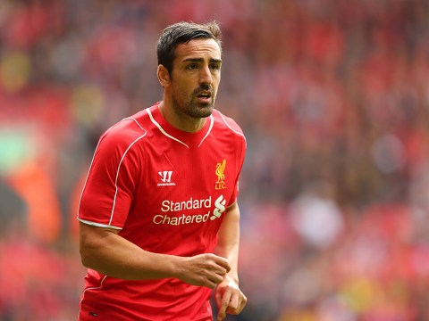 Liverpool send class message to Jose Enrique after former defender is diagnosed with 'rare brain tumour'