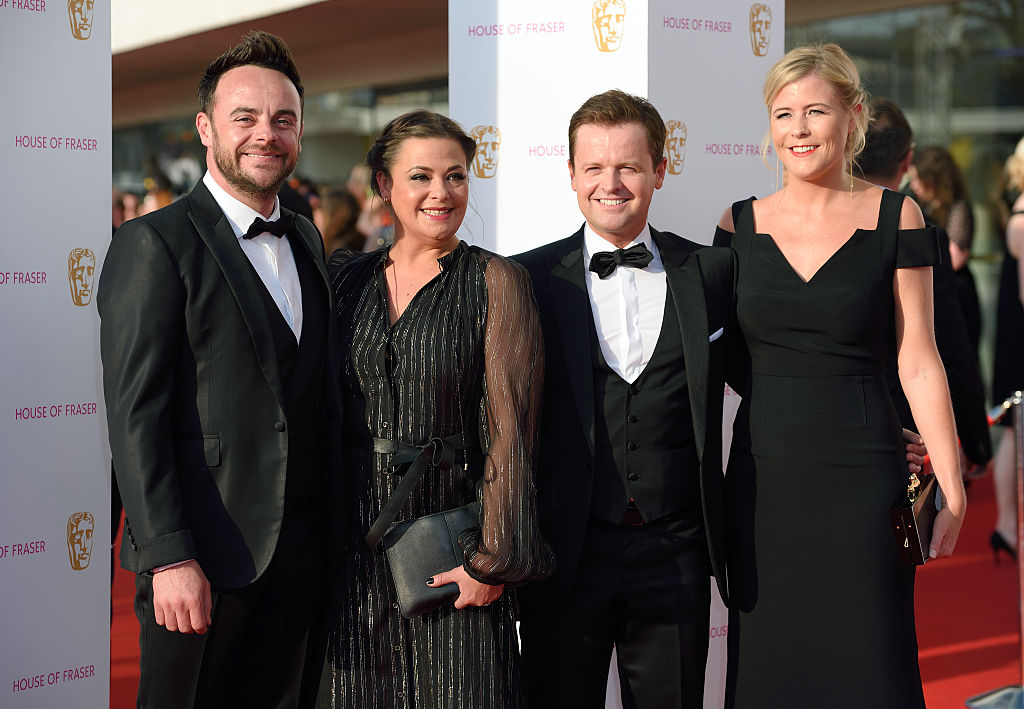 Lisa Armstrong reaches out to Declan Donnelly following rumours Ant McPartlin has moved on