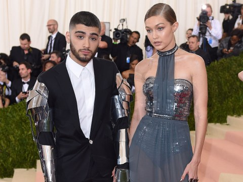 Zayn Malik says he was 'swayed' into going to the Met Gala: 'I'd rather be sitting in my house'