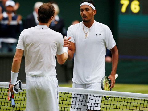 Queen's draw: Andy Murray to face Nick Kyrgios on competitive return